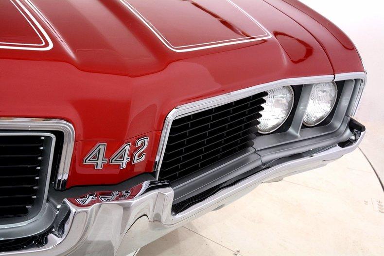 1969 Oldsmobile 442 Image 38