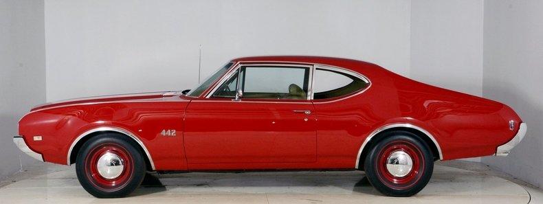 1969 Oldsmobile 442 Image 41