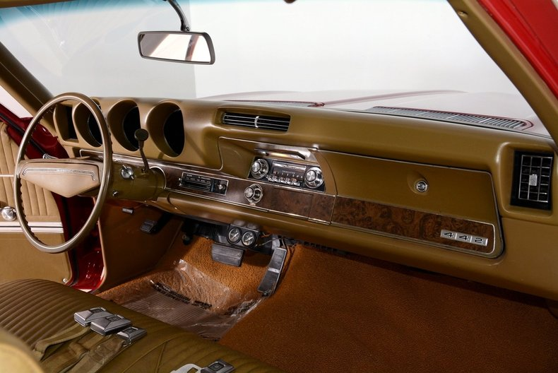 1969 Oldsmobile 442 Image 42