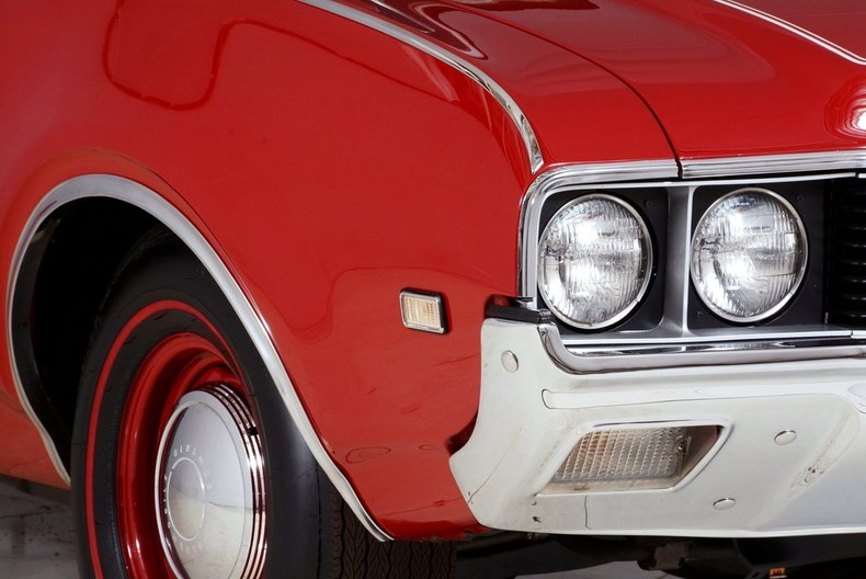 1969 Oldsmobile 442 Image 43