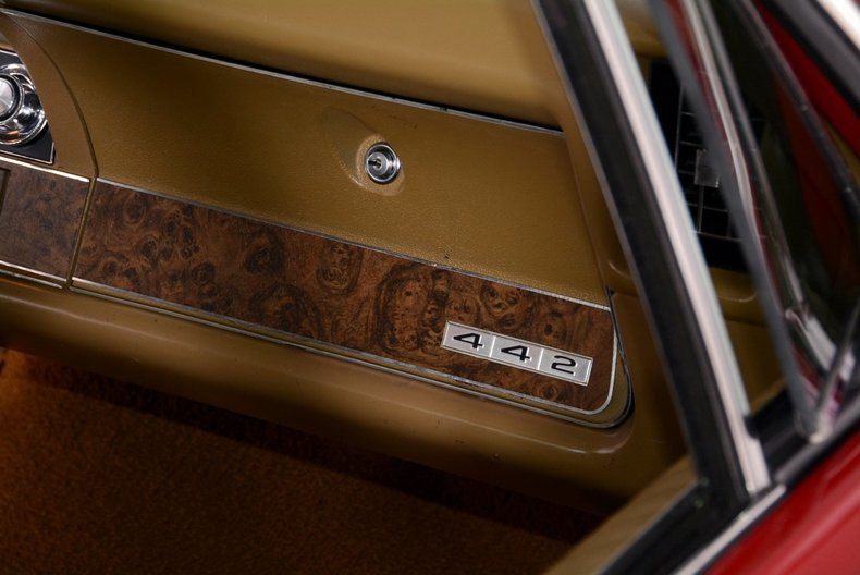 1969 Oldsmobile 442 Image 47