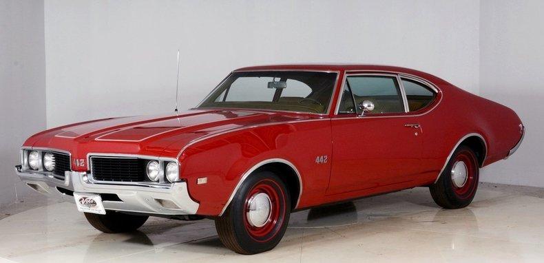 1969 Oldsmobile 442 Image 49