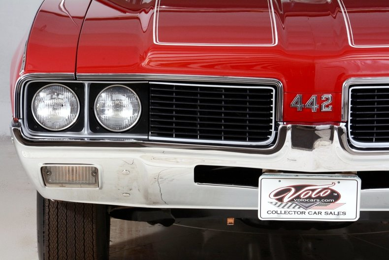 1969 Oldsmobile 442 Image 51