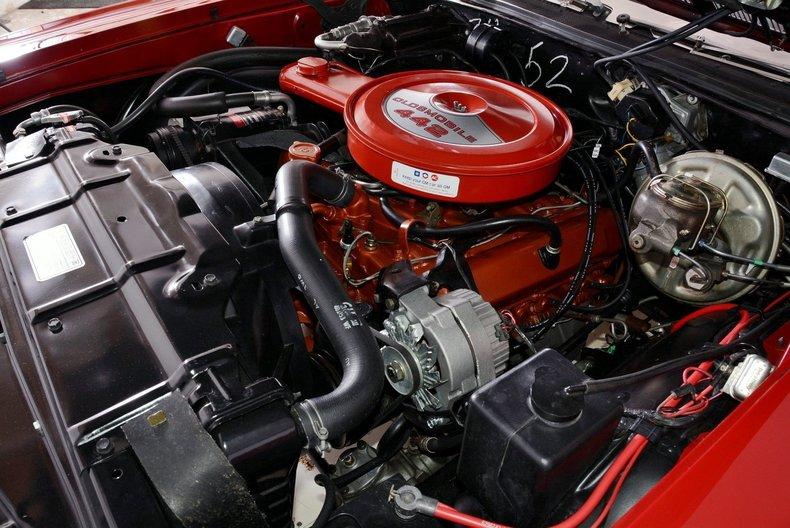 1969 Oldsmobile 442 Image 53
