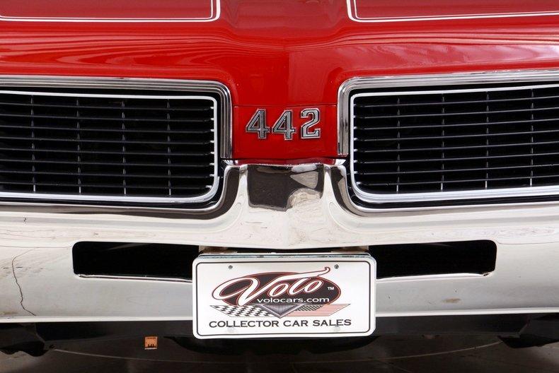 1969 Oldsmobile 442 Image 54