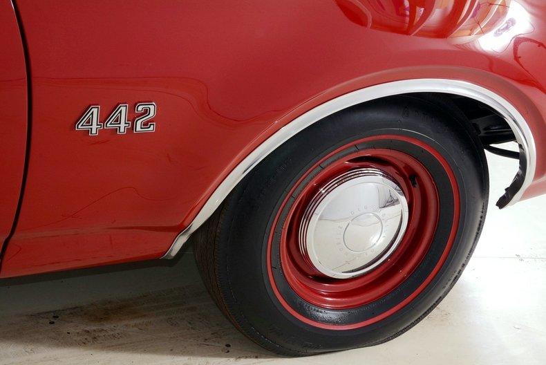 1969 Oldsmobile 442 Image 56