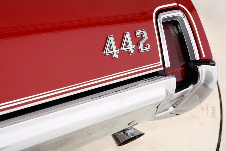 1969 Oldsmobile 442 Image 76