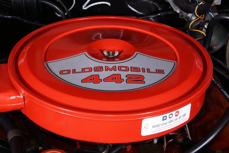1969 Oldsmobile 442 Image 77