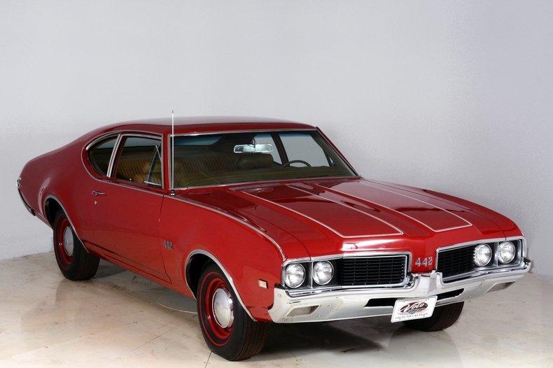 1969 Oldsmobile 442 Image 78