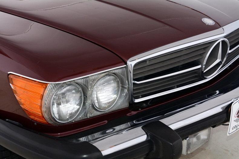 1985 Mercedes-Benz 380SL Image 32