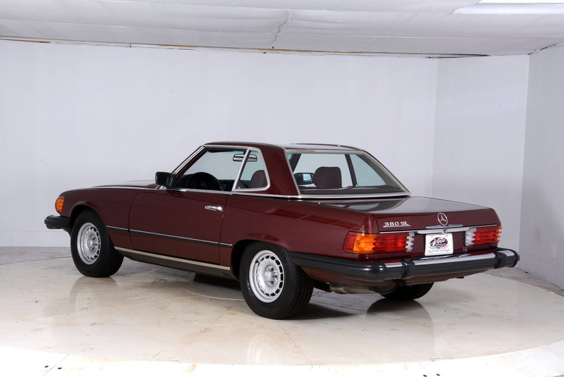 1985 Mercedes-Benz 380SL Image 33