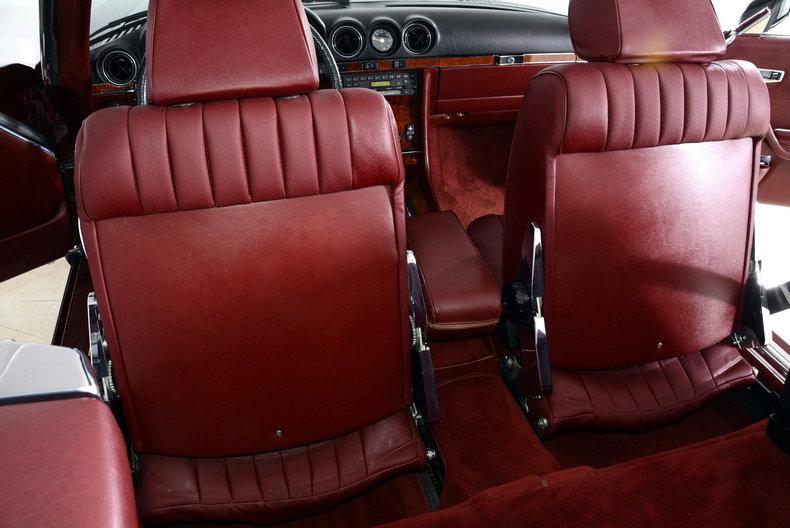 1985 Mercedes-Benz 380SL Image 39