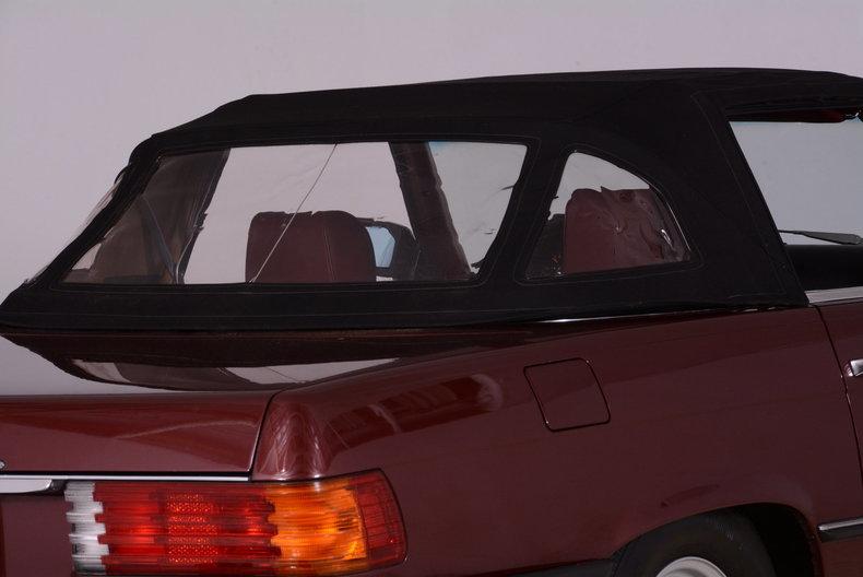 1985 Mercedes-Benz 380SL Image 45