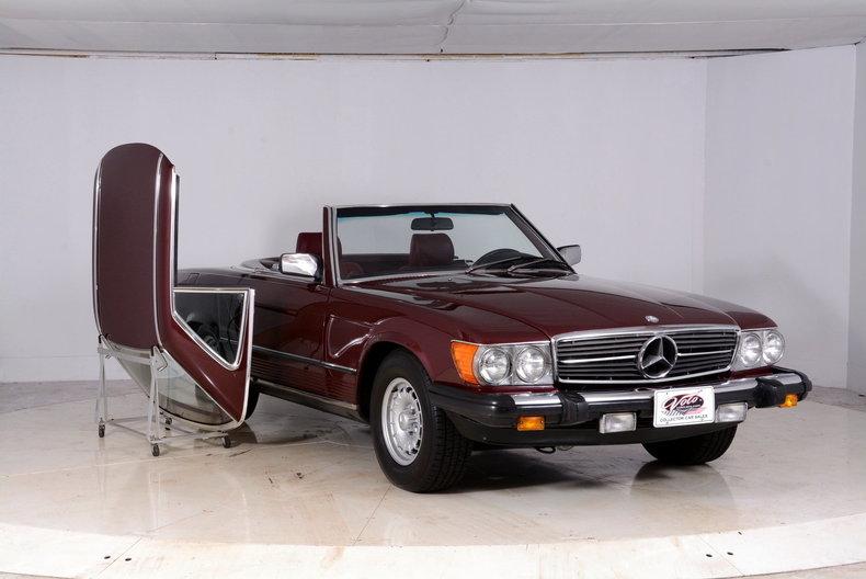 1985 Mercedes-Benz 380SL Image 49