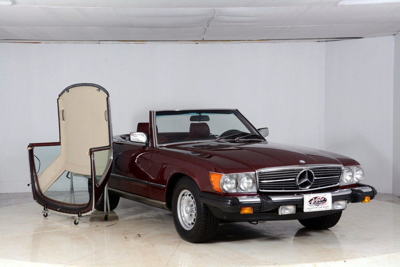1985 Mercedes-Benz 380SL Image 50
