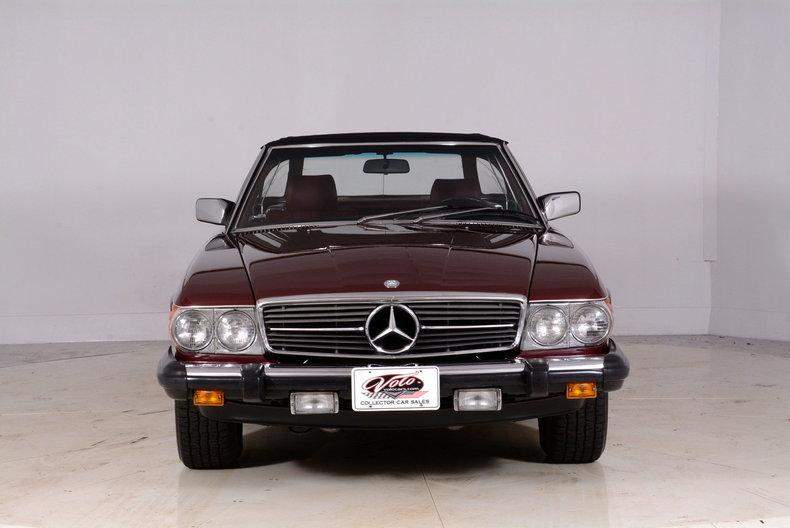 1985 Mercedes-Benz 380SL Image 57