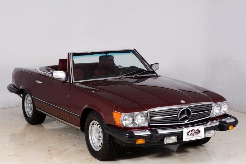 1985 Mercedes-Benz 380SL Image 78