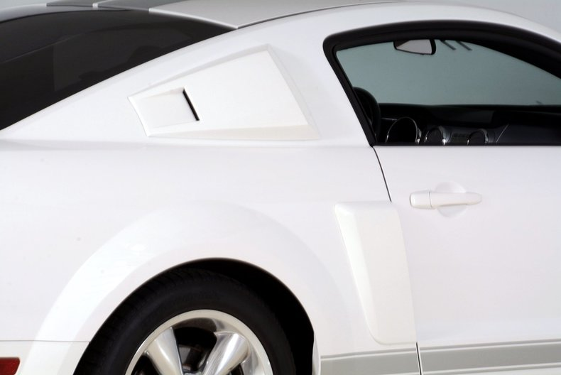 2007 Ford Shelby Mustang