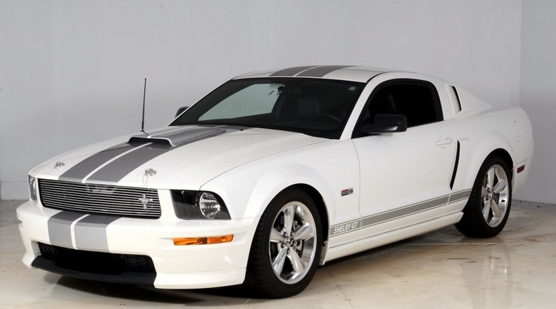 2007 Ford Shelby Mustang Image 49