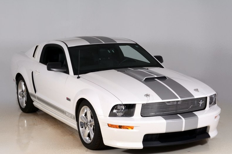 2007 Ford Shelby Mustang Image 78