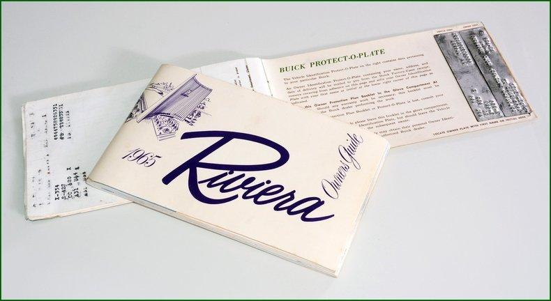 1965 Buick Riviera Image 15