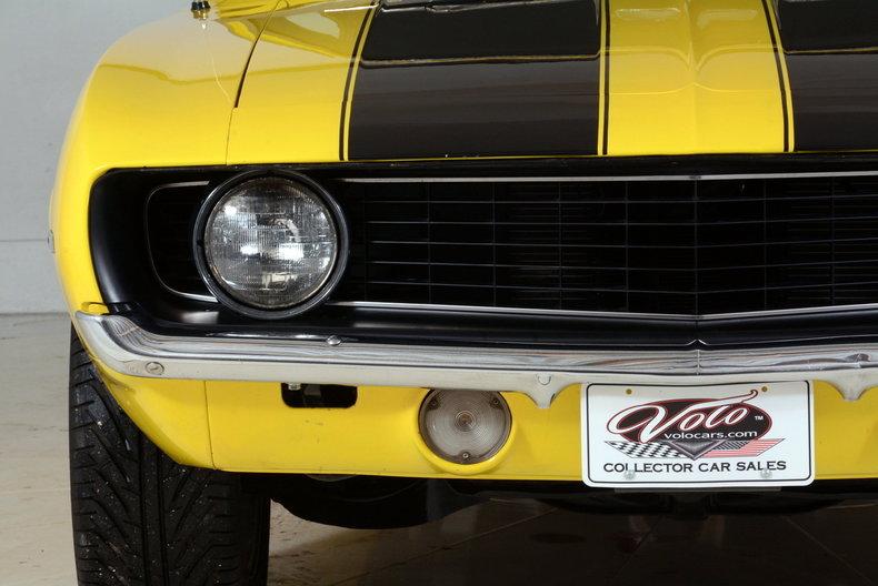 1969 Chevrolet Camaro Image 5