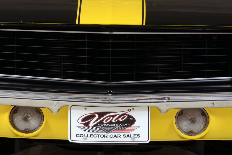 1969 Chevrolet Camaro Image 45