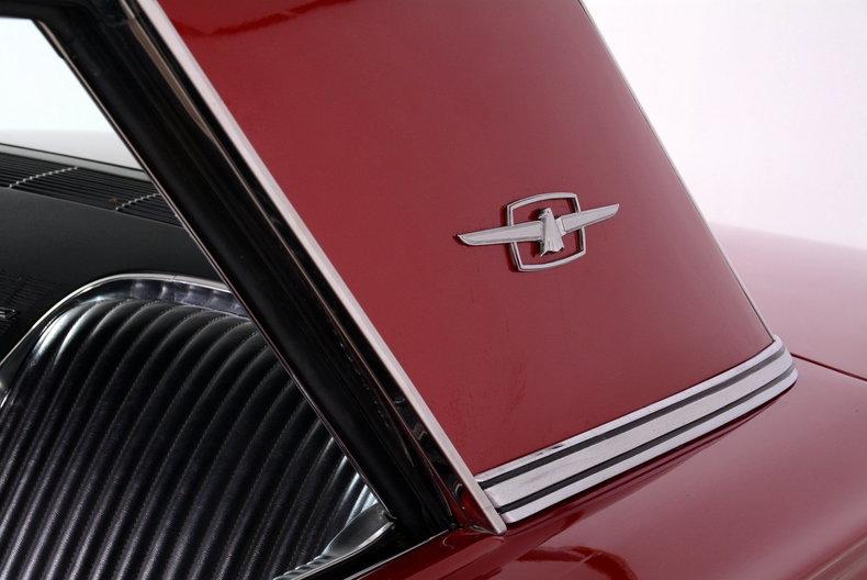 1965 Ford Thunderbird Image 51
