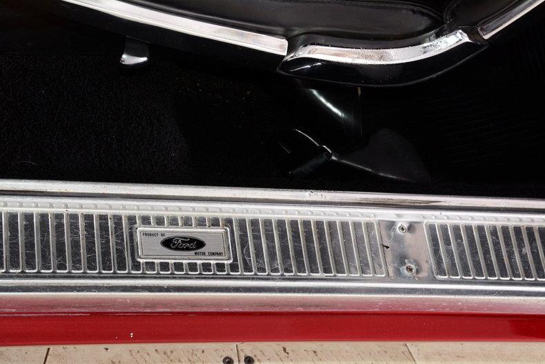 1965 Ford Thunderbird Image 52