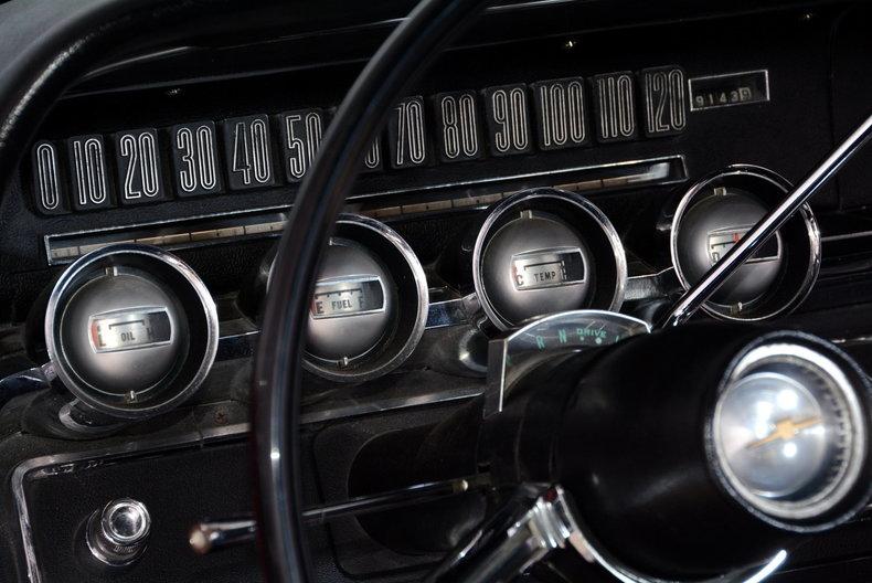 1965 Ford Thunderbird Image 61