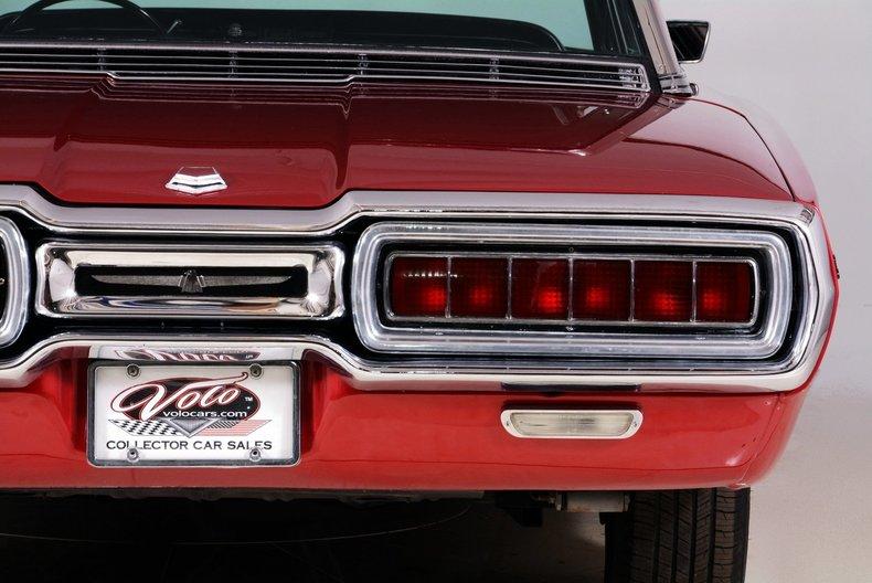 1965 Ford Thunderbird Image 67