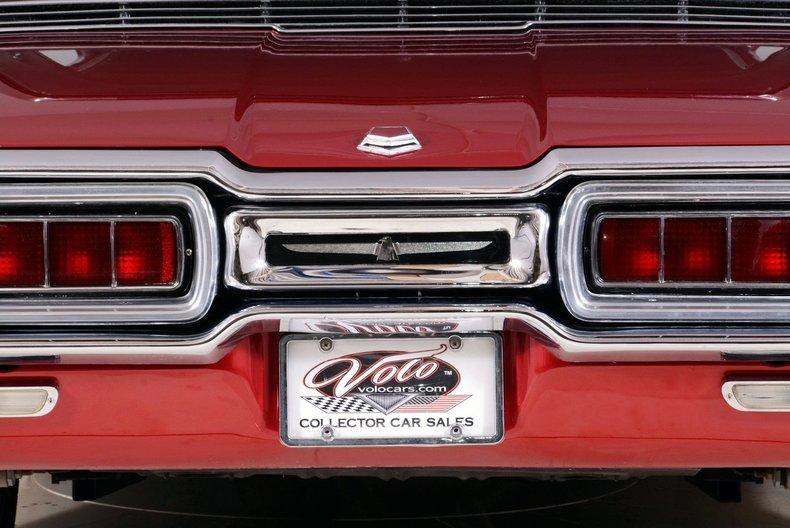 1965 Ford Thunderbird Image 79