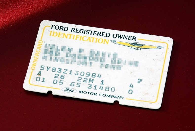 1965 Ford Thunderbird Image 81