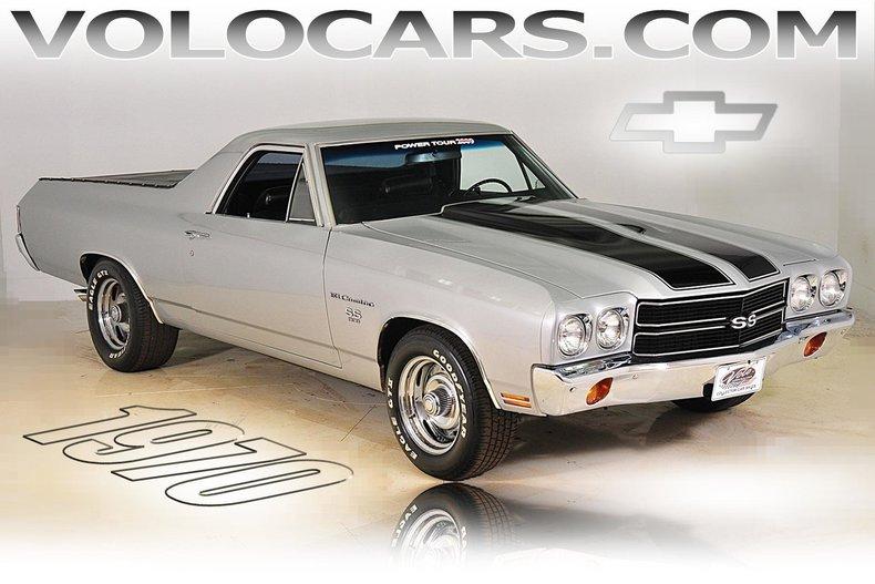 1970 Chevrolet El Camino Image 1