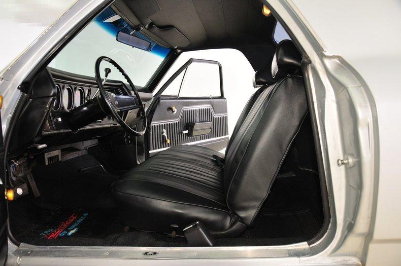 1970 Chevrolet El Camino Image 2