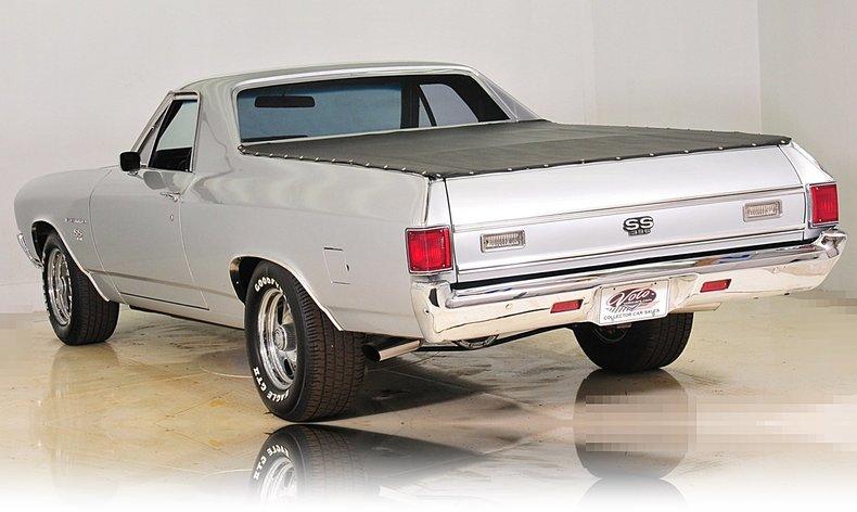 1970 Chevrolet El Camino Image 3