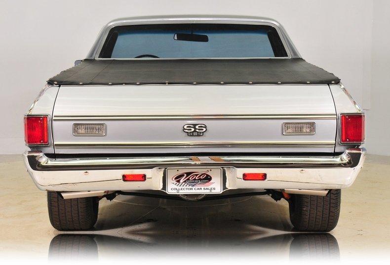1970 Chevrolet El Camino Image 6