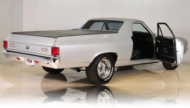 1970 Chevrolet El Camino Image 10