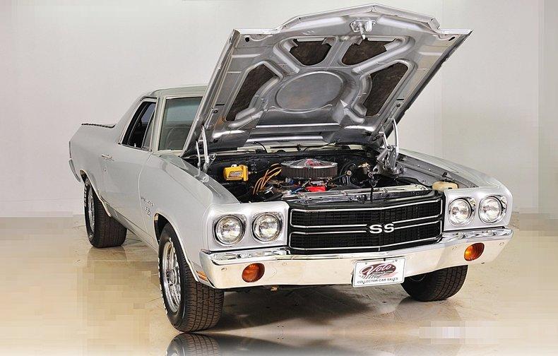 1970 Chevrolet El Camino Image 13