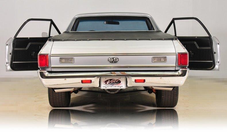 1970 Chevrolet El Camino Image 19