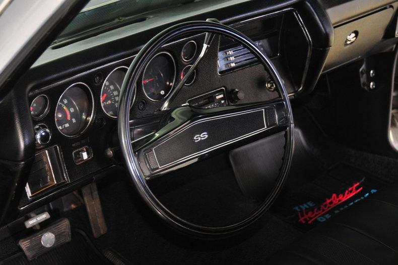 1970 Chevrolet El Camino Image 21