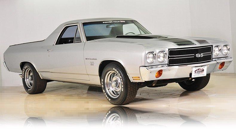 1970 Chevrolet El Camino Image 25