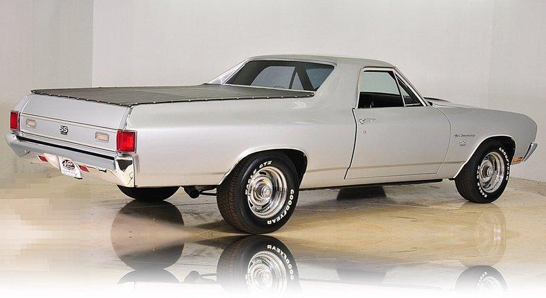 1970 Chevrolet El Camino Image 27