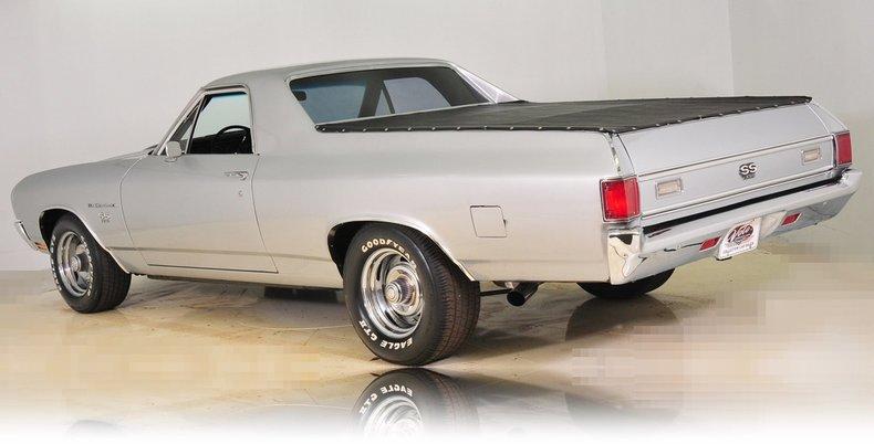 1970 Chevrolet El Camino Image 29