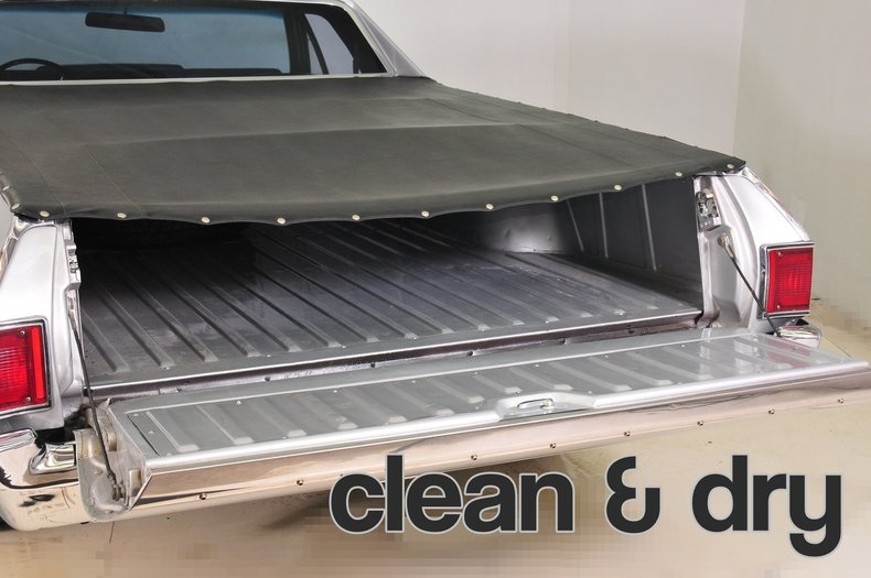 1970 Chevrolet El Camino Image 30