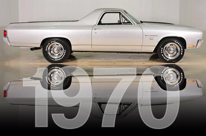 1970 Chevrolet El Camino Image 33
