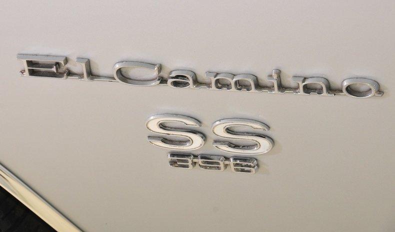 1970 Chevrolet El Camino Image 36