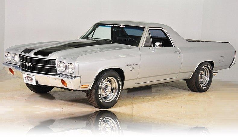 1970 Chevrolet El Camino Image 41