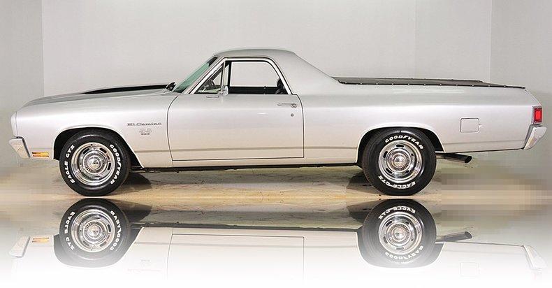 1970 Chevrolet El Camino Image 43