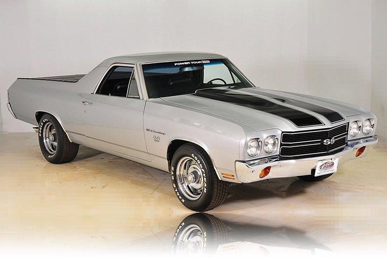 1970 Chevrolet El Camino Image 55